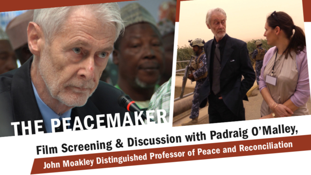 The Peacemaker Screenin
