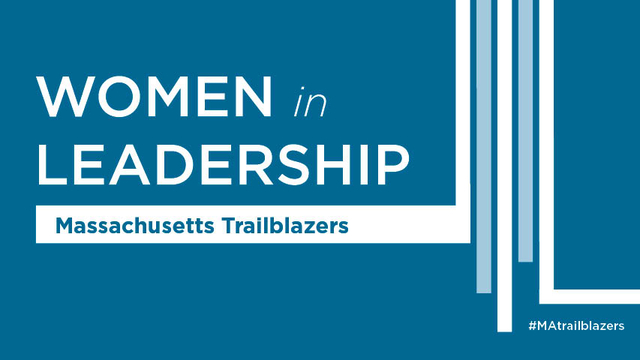 Women in Leadership graphic