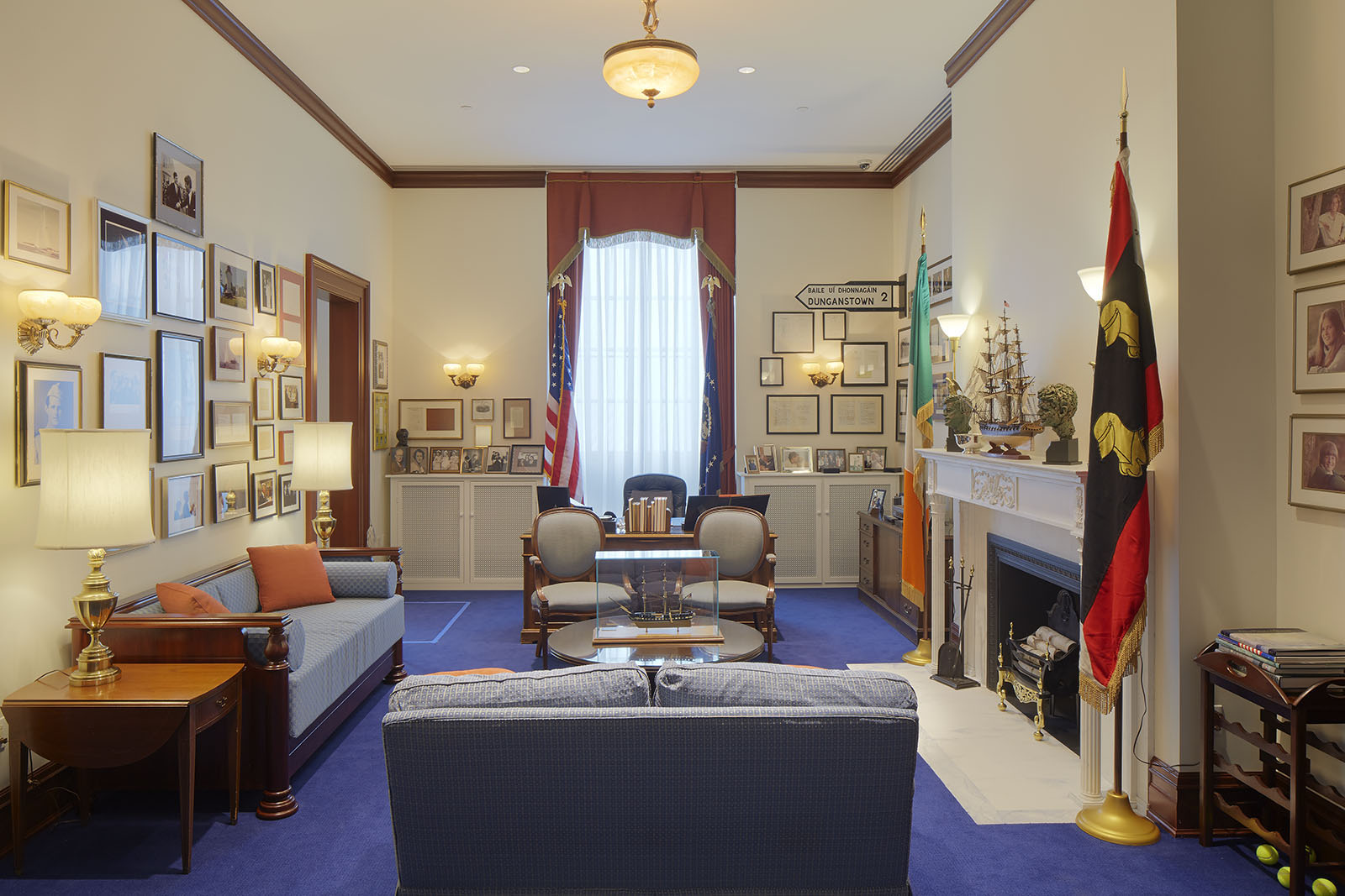 The Office of Senator Kennedy