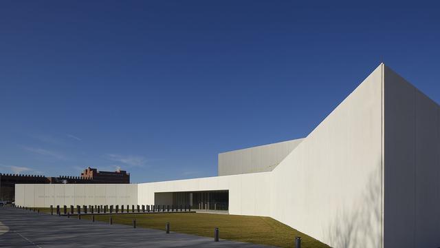 EMK building exterior - Oral History Speaking Series