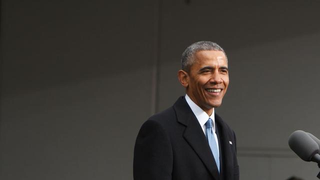 President Dedication