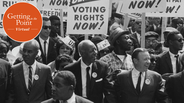 Getting to the Point on Voting Rights