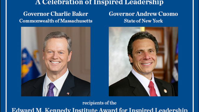 Governors Baker and Cuomo