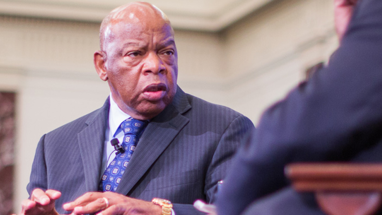 Getting to the Point with John Lewis
