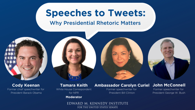 Speeches to tweets
