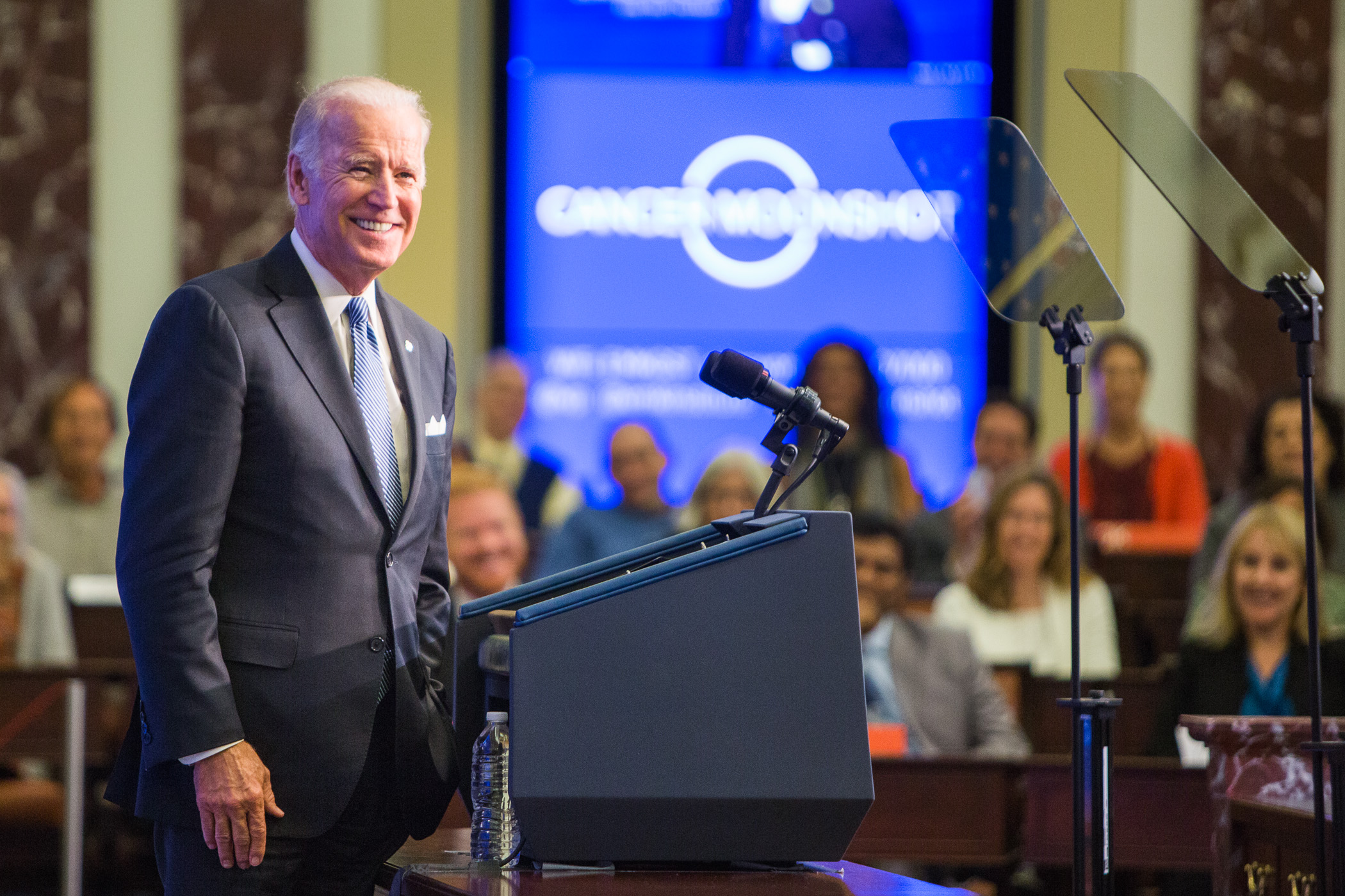 VP Biden Close up smiling