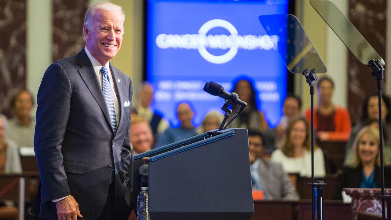 VP Biden Close up smiling