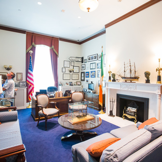 The Office of Senator Edwward M. Kennedy