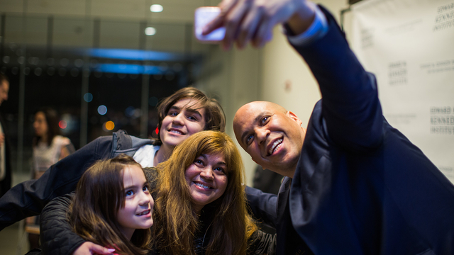 Getting to the Point with Cory Booker - 2.28.16