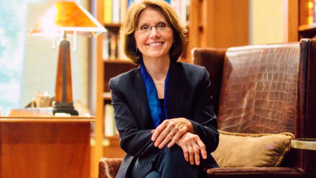 Dr. Mary Grant Headshot