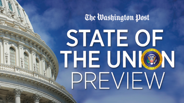 State of the Union Preview hosted by The Washington Post