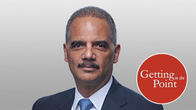 Eric H. Holder, Jr. headshot